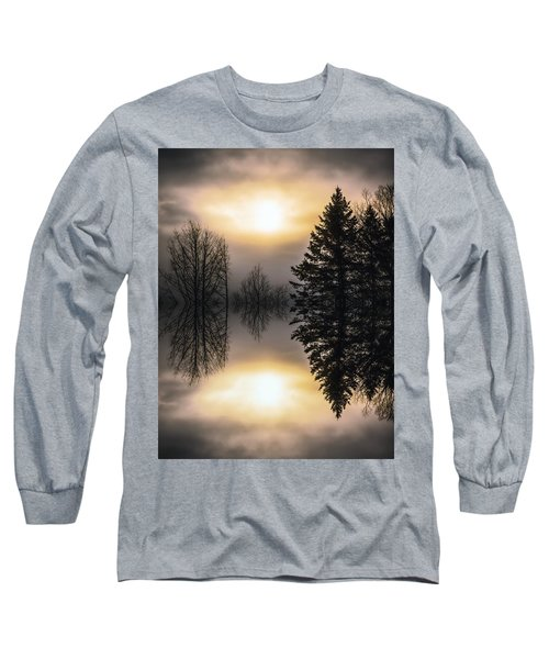 Sunrise-sundown Long Sleeve T-Shirt