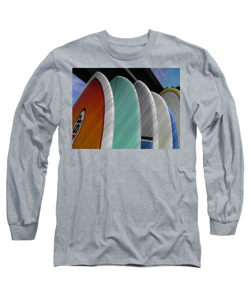 Surf Break Long Sleeve T-Shirt