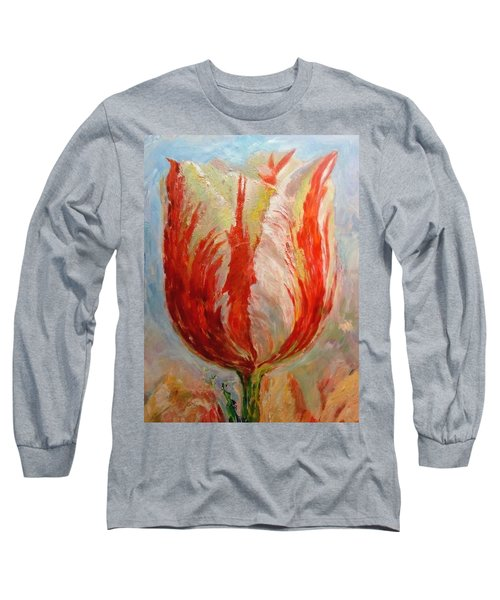 Tulip Long Sleeve T-Shirt by Hans Droog