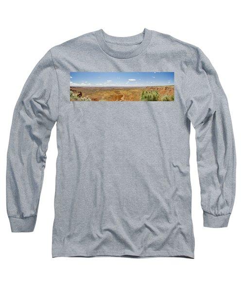 Twelve Hundred Feet Up Long Sleeve T-Shirt