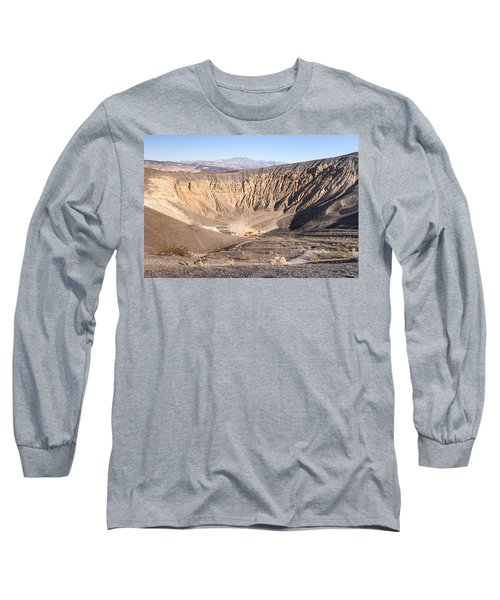Ubehebe Crater Long Sleeve T-Shirt