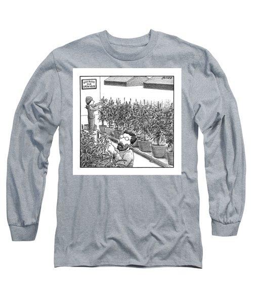 New Yorker November 21st, 2016 Long Sleeve T-Shirt