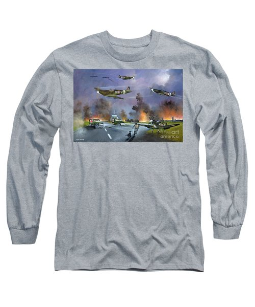 Up For The Chase Long Sleeve T-Shirt