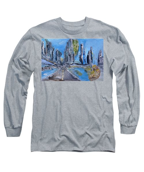 Urban Long Sleeve T-Shirt