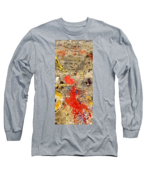 We All Bleed The Same Color II Long Sleeve T-Shirt