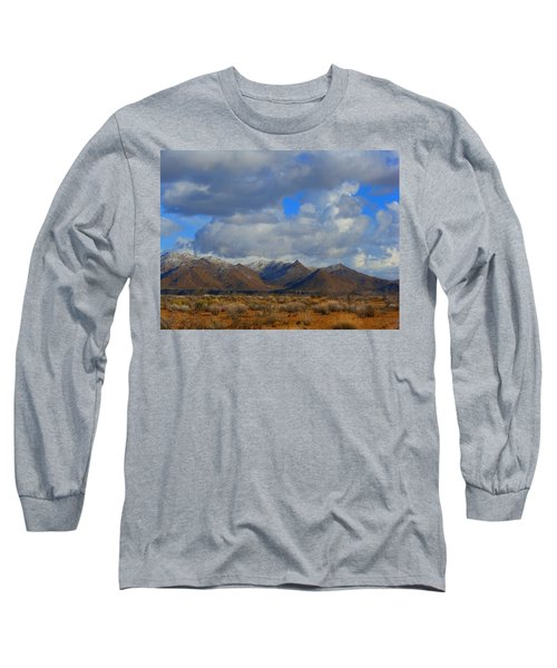 Winter In Golden Valley Long Sleeve T-Shirt