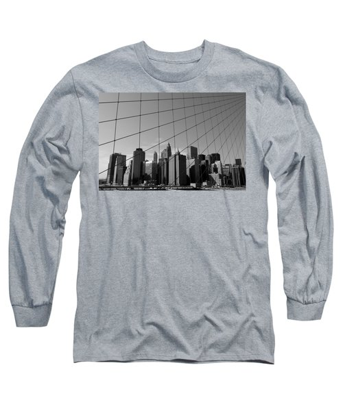 Wired City Long Sleeve T-Shirt