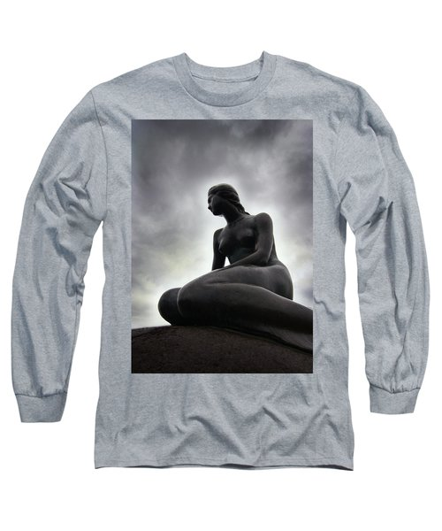Woman Standing Strong Long Sleeve T-Shirt