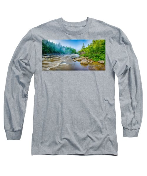 Youghiogheny River A Wild And Scenic Long Sleeve T-Shirt