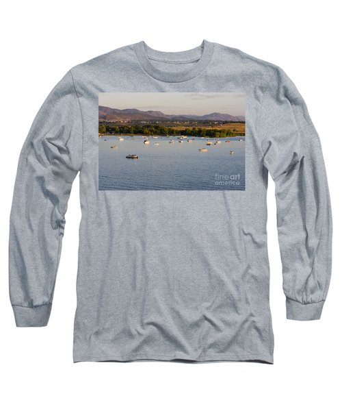 Rocky Mountain Balloon Festival Long Sleeve T-Shirt