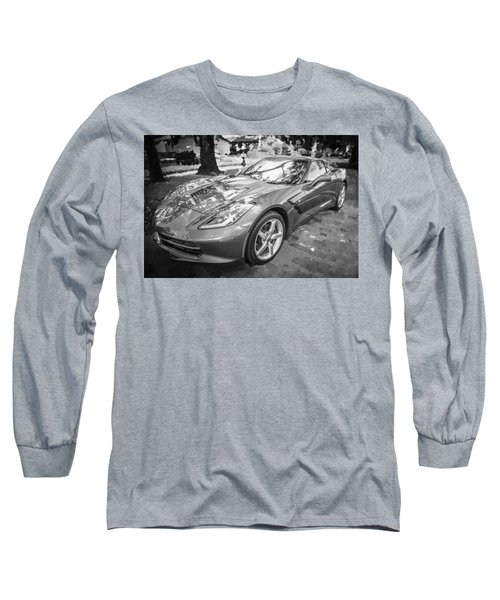 2014 Chevrolet Corvette C7 Bw   Long Sleeve T-Shirt