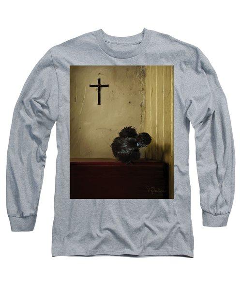 16. Black Silkie Long Sleeve T-Shirt