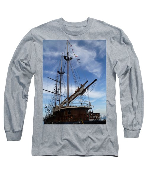 1812 Tall Ships Peacemaker Long Sleeve T-Shirt