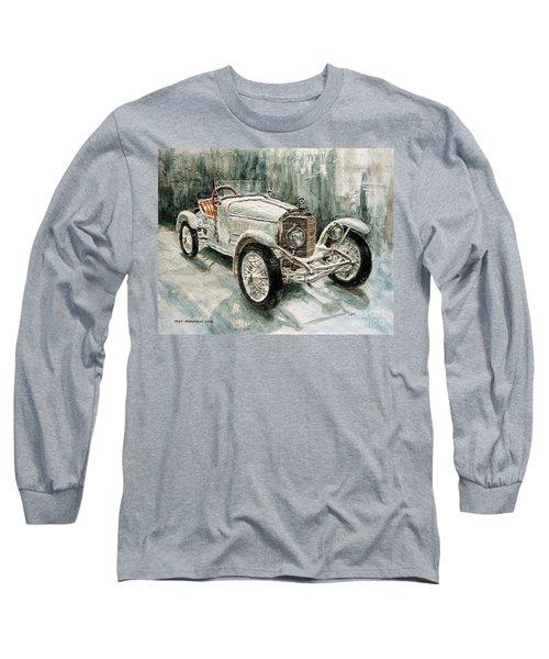 1923 Mercedes Ps Sport- Zweisitzer Long Sleeve T-Shirt