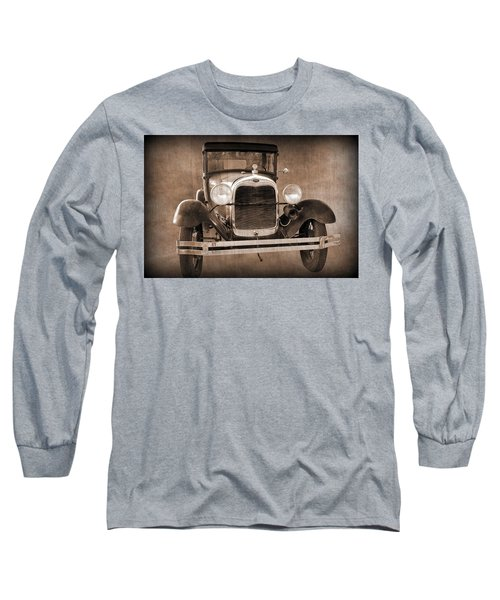 1928 Ford Model A Coupe Long Sleeve T-Shirt
