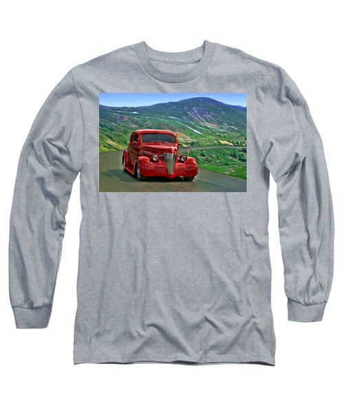 1939 Chevrolet Coupe Long Sleeve T-Shirt