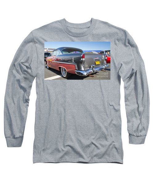 1955 Chevy Bel Air Long Sleeve T-Shirt