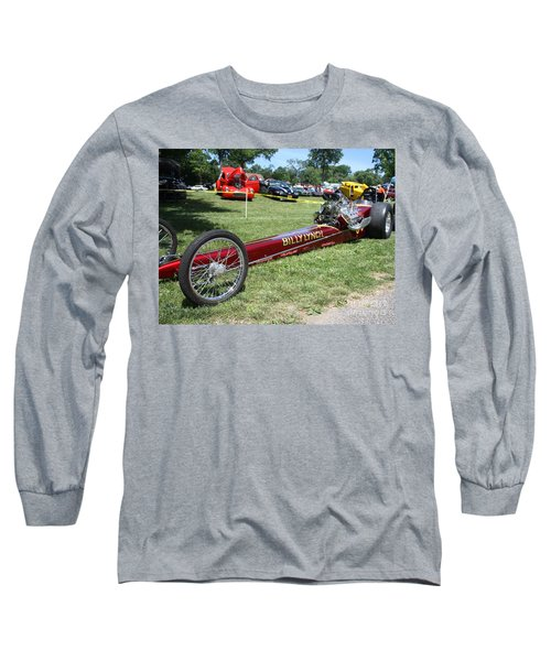 1967 Billy Lynch's Top Fuel Dragster Long Sleeve T-Shirt