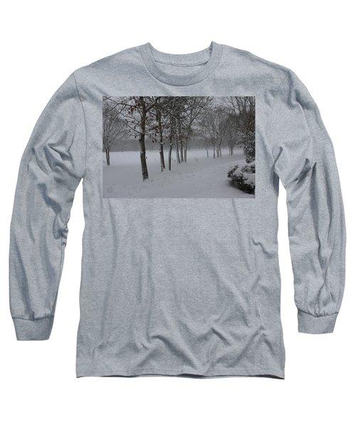 2 2014 Winter Of The Snow Long Sleeve T-Shirt by Paul SEQUENCE Ferguson             sequence dot net