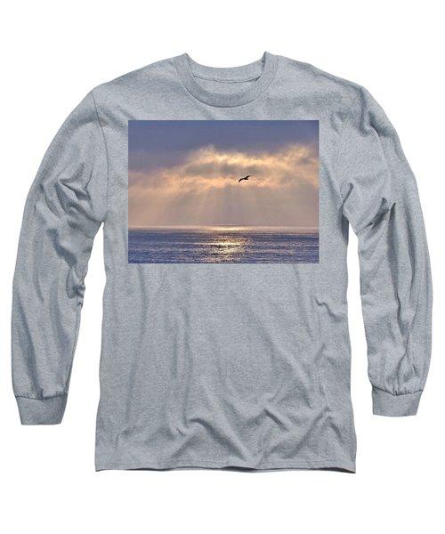 Long Sleeve T-Shirt featuring the photograph Abundance by Nick David