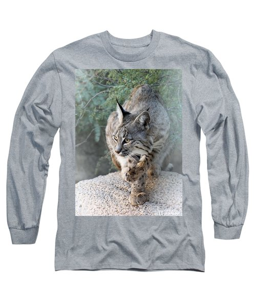 I Was Grooming Long Sleeve T-Shirt