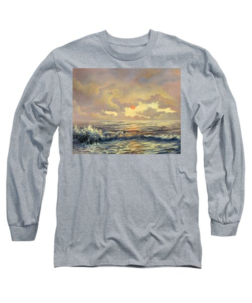 Cappuccino Bay Long Sleeve T-Shirt