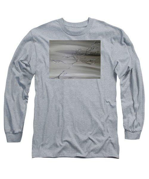 2 Colors Long Sleeve T-Shirt