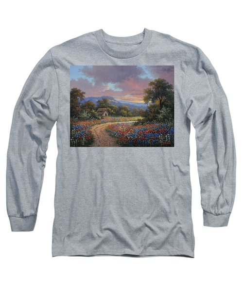 Evening Medley Long Sleeve T-Shirt