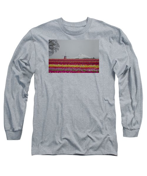 Long Sleeve T-Shirt featuring the photograph For The Beauty Of The Earth by Nick  Boren