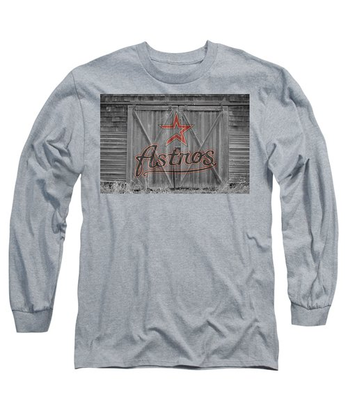Houston Astros Long Sleeve T-Shirt