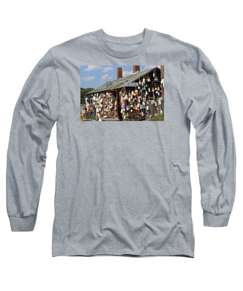 Lobsta House Long Sleeve T-Shirt