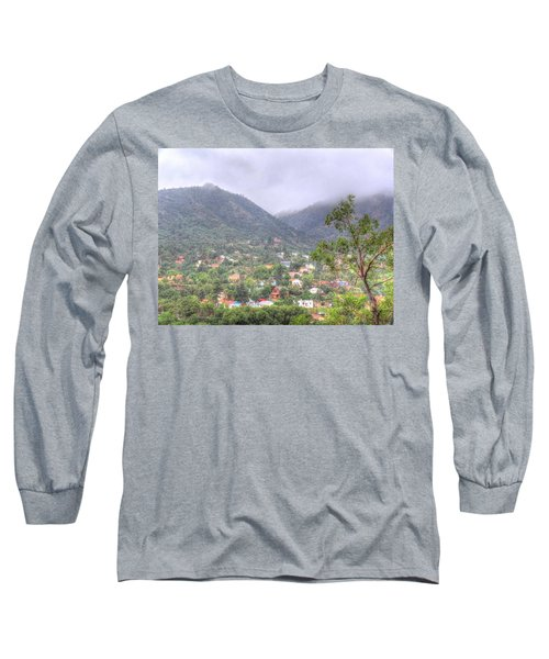 Long Sleeve T-Shirt featuring the photograph Manitou To The South II by Lanita Williams