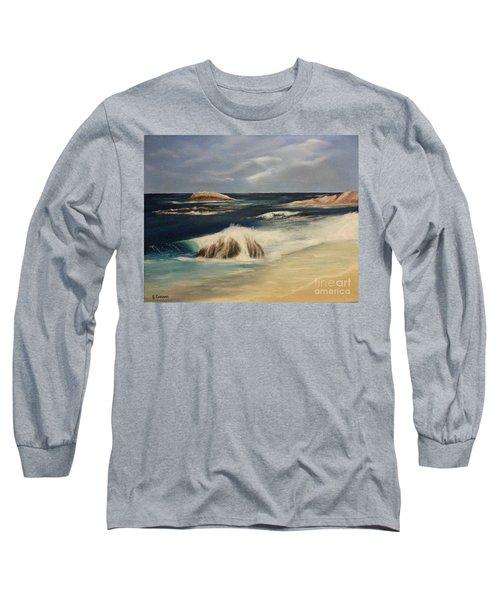 Monterey Coast Long Sleeve T-Shirt