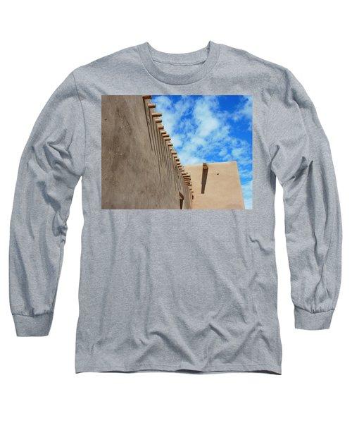 San Francisco De Asis Mission Church  Long Sleeve T-Shirt