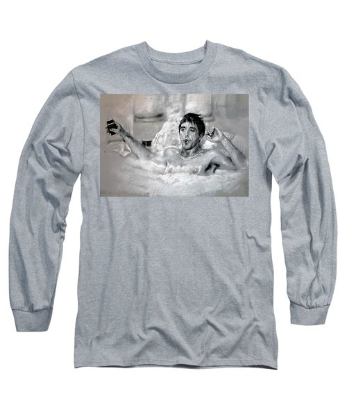 Scarface Long Sleeve T-Shirt by Viola El