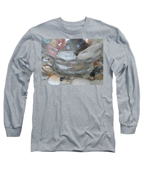 Shells In Bubble Bowl 2 Long Sleeve T-Shirt