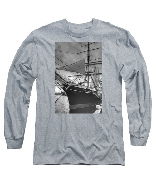 Star Of India Long Sleeve T-Shirt