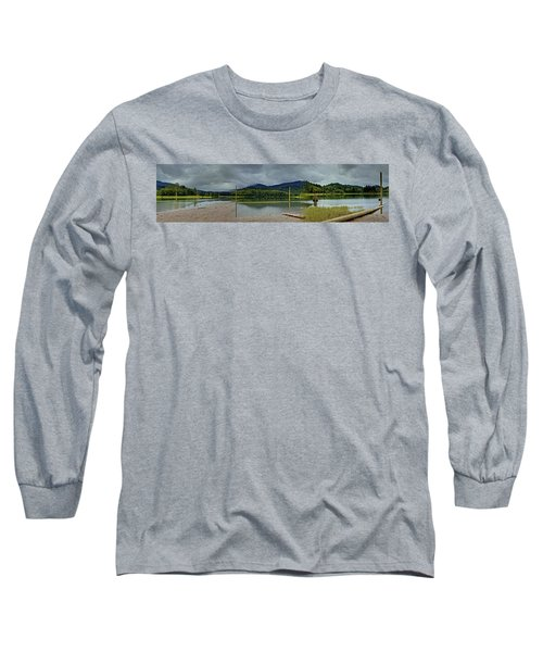 Sunny Beach Point Long Sleeve T-Shirt