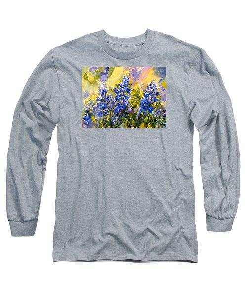 Texas Our Texas Long Sleeve T-Shirt