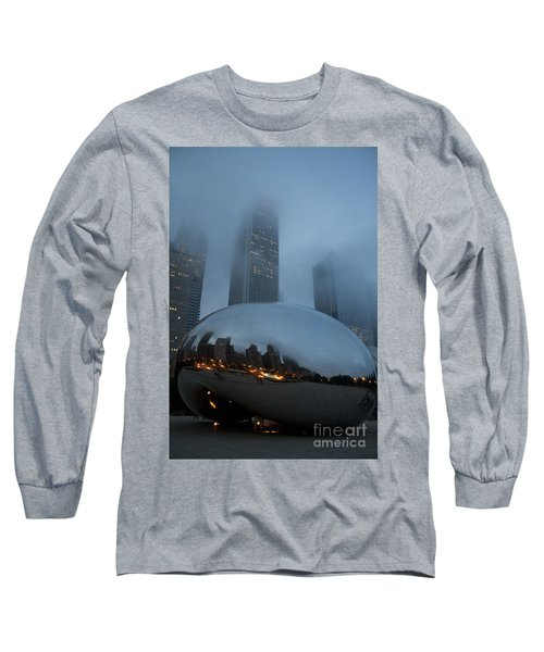 The Bean And Fog Long Sleeve T-Shirt