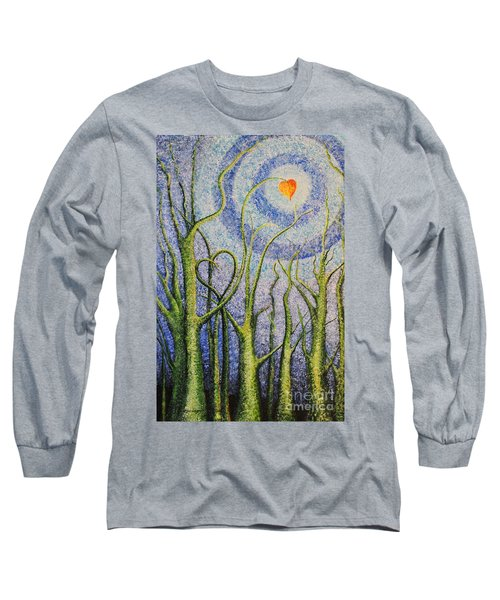 You Always Know Long Sleeve T-Shirt by Holly Carmichael