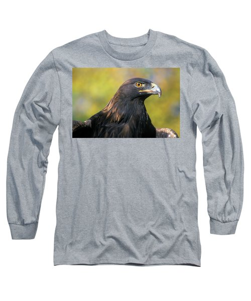 2000s Golden Eagle Aquila Chrysaetos Long Sleeve T-Shirt