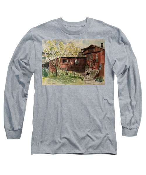 A Shanty Called Home Long Sleeve T-Shirt