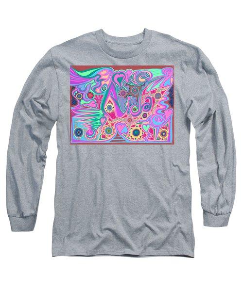 Aida Long Sleeve T-Shirt