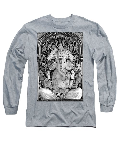 Lord Ganesha Long Sleeve T-Shirt