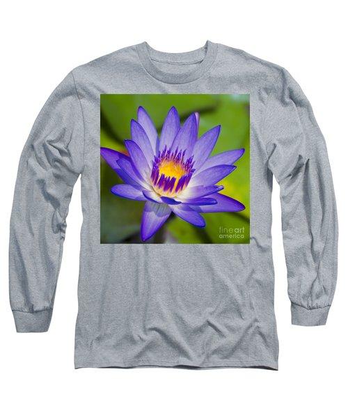 Pupukea Garden Breeze  Long Sleeve T-Shirt
