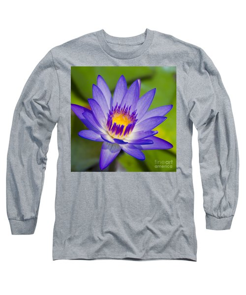 Pupukea Garden Breeze  Long Sleeve T-Shirt