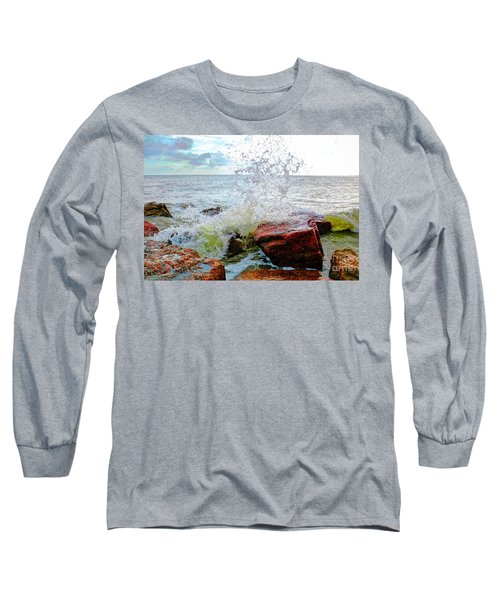 Quintana Jetty Long Sleeve T-Shirt by Savannah Gibbs