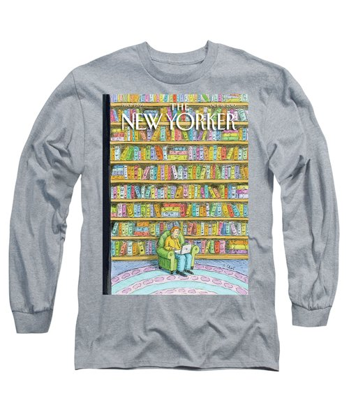 New Yorker October 18th, 2010 Long Sleeve T-Shirt