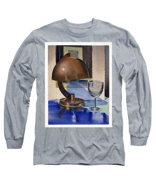 Still Study 2 Long Sleeve T-Shirt
